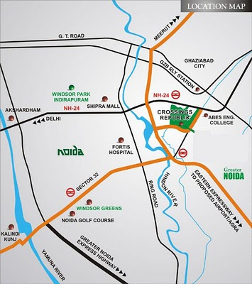 Greater noida master plan 2031