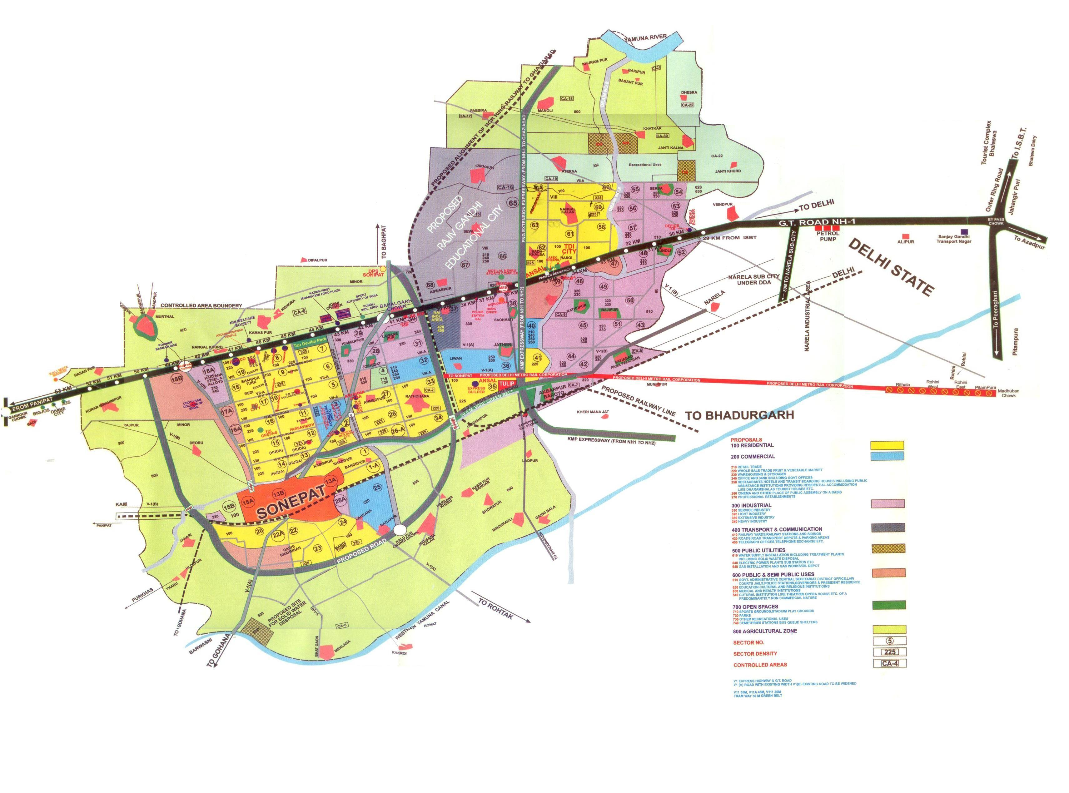 Jindal Global City Sonepat New Delhi Delhi