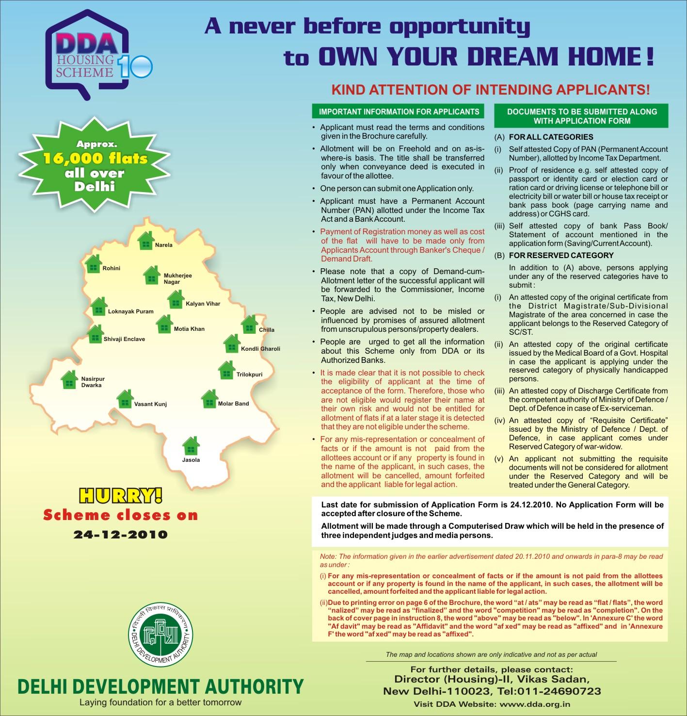 Dda housing scheme draw of lots fish dating 7