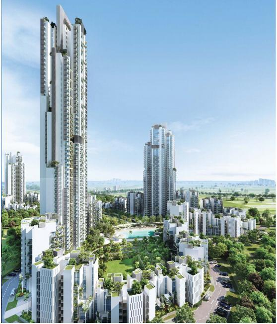 Skyscrapers Of Delhi Ncr Ncrhomes Com Latest News On